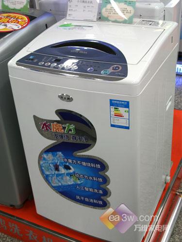 提高洗净度五款不锈钢内桶洗衣机推荐(2)