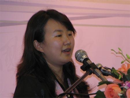 科技时代_图文:中国电子报社家电副主编陈庆春致辞
