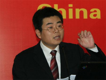 中国电子报社副社长邸允柱