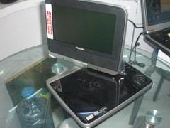 屏幕随意转飞利浦DVD播放机不足千元