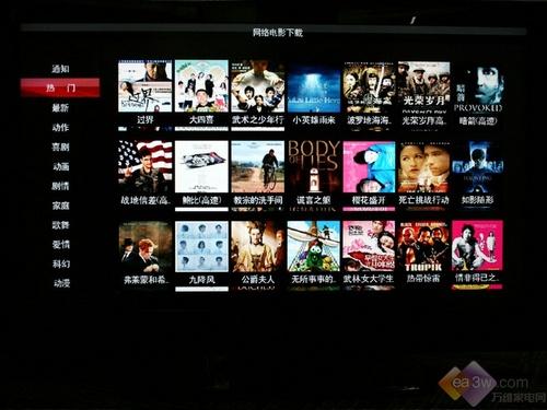 风向标为2010年流行家装如何选电视