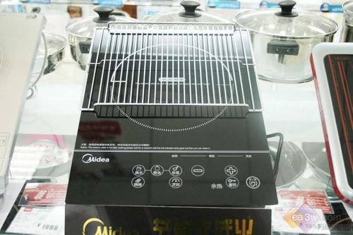 不仅仅是电磁炉美的红外炉不挑锅具