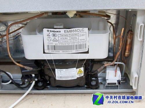 恩布拉科压缩机,emb55clc,冰箱压缩机