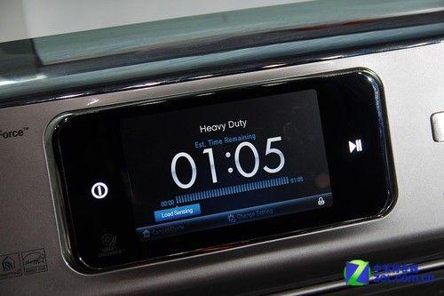 智能洗涤是何物LG洗衣机CES现场速测