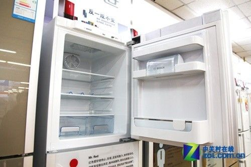多循环独立制冷博世三开门冰箱6827元
