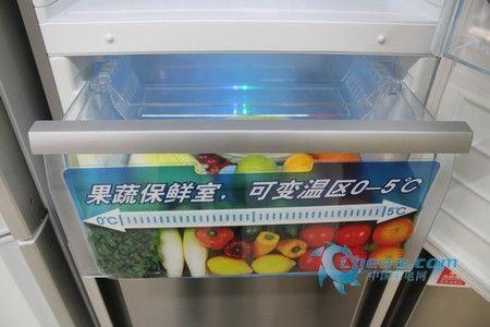 食物鲜润不风干松下300L两门冰箱热销