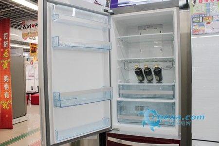 节能补贴400元卡萨帝意式三门冰箱热销