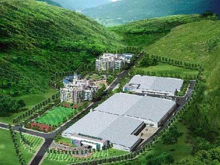 长城石岩生产基地