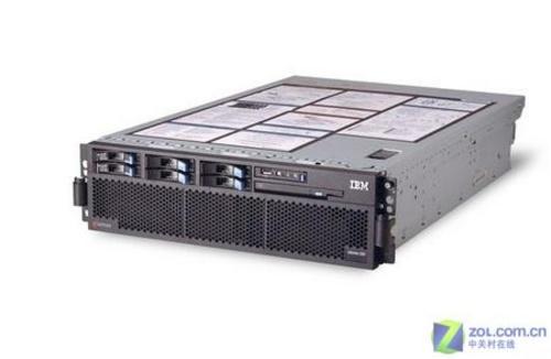 高端四路服务器IBMX3850售价48000元