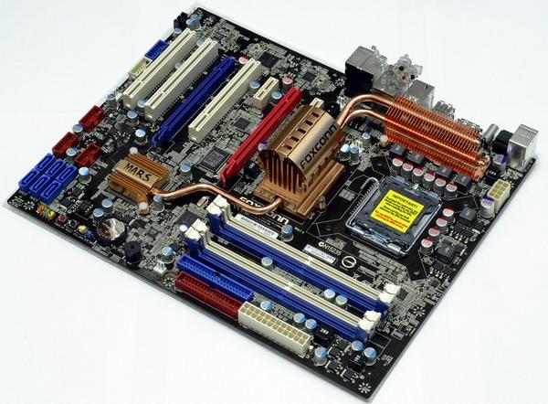 新BIOS突破极限?foxconnp35二次测试