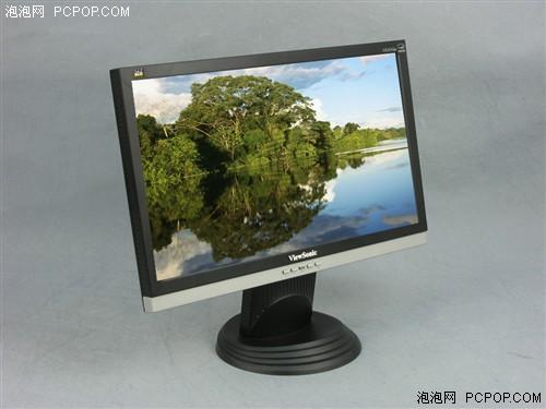 对决CRT显示器1199元优派超低价液晶评测