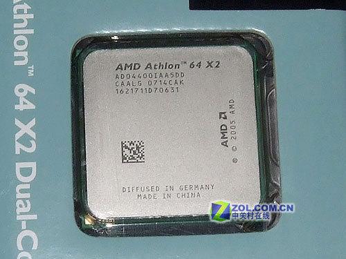 下压4200+双核4400+盒装处理器仅430元