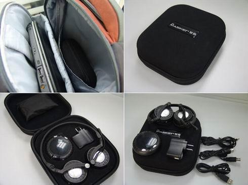 wl4001不仅是国内第一款双工模式的无线耳麦,实现麦克风和机身一体