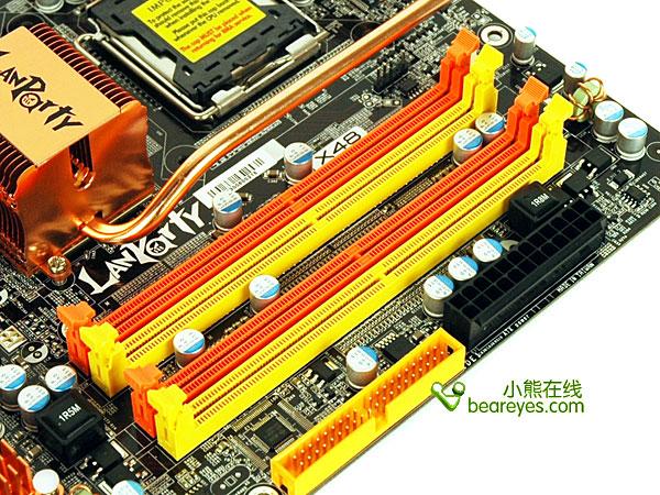 暗黑超频利器!LanpartyDKX48测试