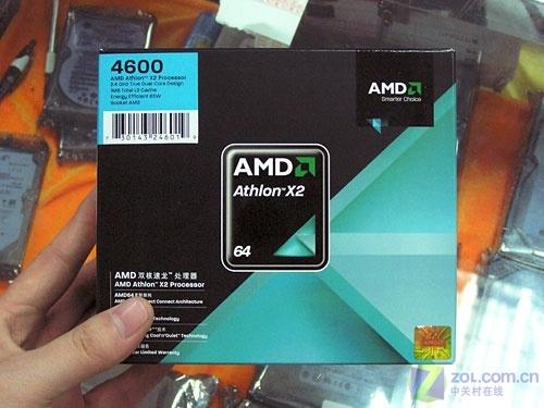双核4600+不足400元5月降幅最大CPU回顾