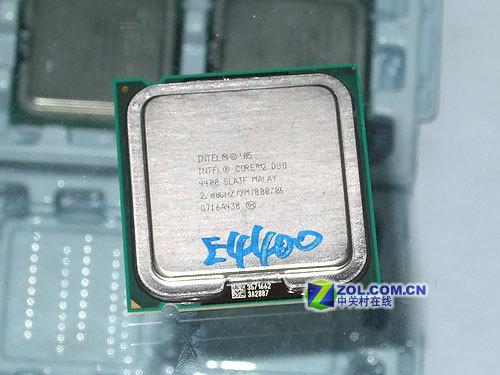 E4300断货酷睿E4400处理器跌至699元