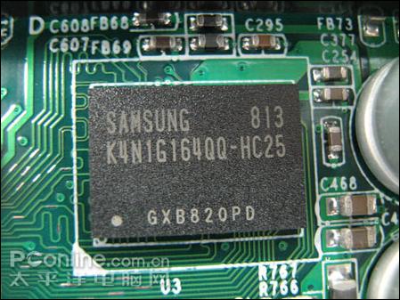 看高清很轻松板载128M显存780G主板推荐(4)