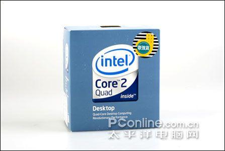 四核暗藏杀机Intel酷睿Q6600顺势破1600