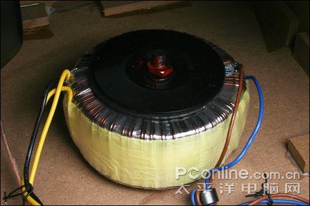 漫步者低音炮变压器接线图