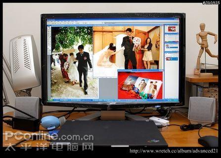 看穿未来台北电脑展五大液晶新技术点评(4)