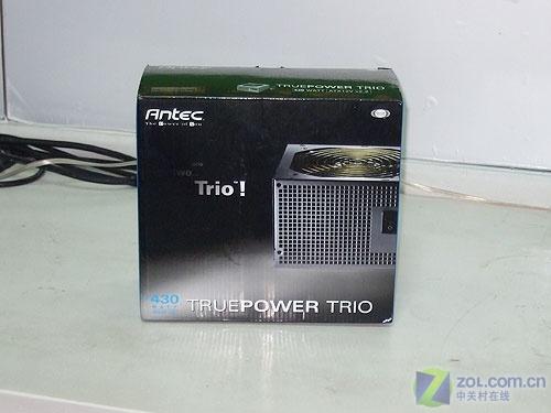三路+12V输出Antec额定430W电源699元