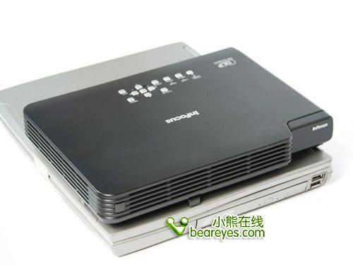 富可视LP90超薄投影降价数百险些断货