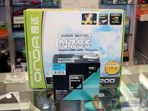 廉价魔兽方案AMD双核配DX10板仅875元