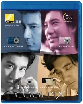 尼康相机促销礼品――王力宏限量版专辑完全揭秘