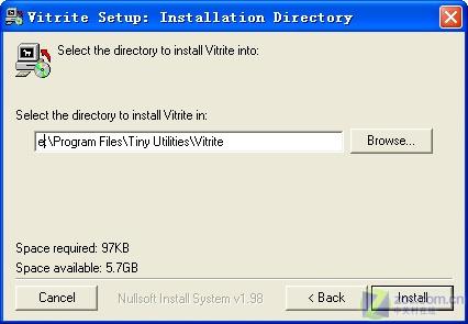 比Vista更酷!小软件让XP也有透明效果