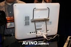 CES2009:华硕触摸屏一体式电脑亮相