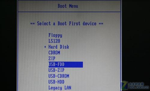 移动硬盘妙用 教你安装备份win7系统