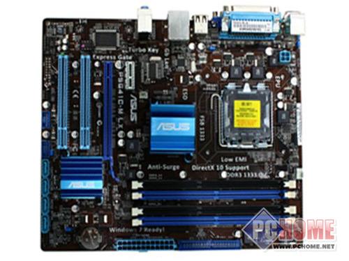 很实惠 华硕G41主板支持DDR3常州降价图片