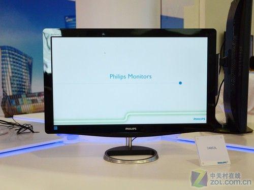 飞利浦液晶显示器248C3L-SINOCES 2011 飞利浦显示器新品曝光高清图片