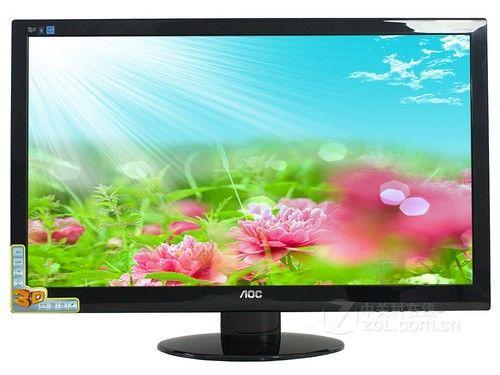 偏光3D加HDMI AOC液晶e2752Phz显示器评测