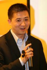 中经合集团董事总经理张颖