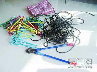 科技时代_网游狂人盗剪千米电缆只为买Q币