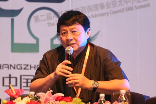 IDG全球高级副总裁熊晓鸽