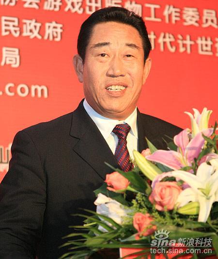 科技时代_图文:青岛市市南区区委书记李学海致词