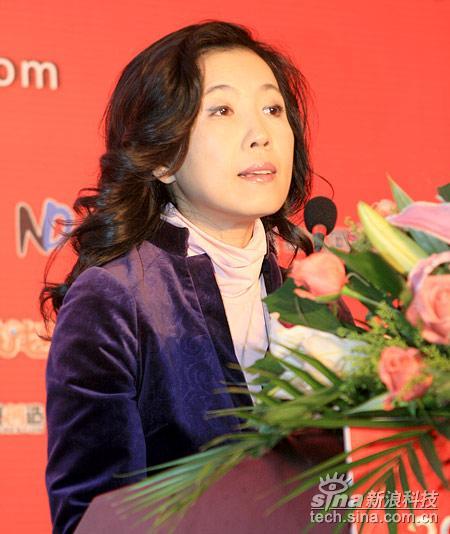 科技时代_图文:上海第九城市信息技术有限公司总裁陈晓薇演讲
