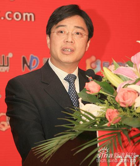 科技时代_图文:中国联通青岛分公司副总经理张泽轩演讲