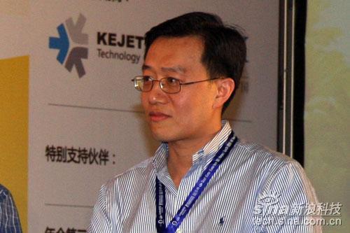 科技时代_图文:嘉宾腾讯QQ空间总经理郑志昊