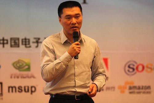 科技时代_图文:微软大中华区开发工具及平台事业部谢恩伟