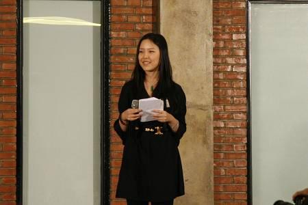 科技时代_图文:TEDx北京组织者友成基金会代表