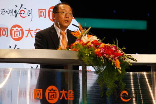 科技时代_图文:韩国中小企业厅厅长金东善演讲