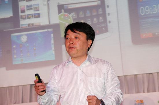 高通公司全球高级副总裁王翔