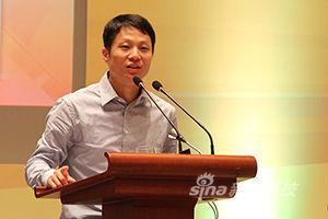 淘米CEO汪海兵