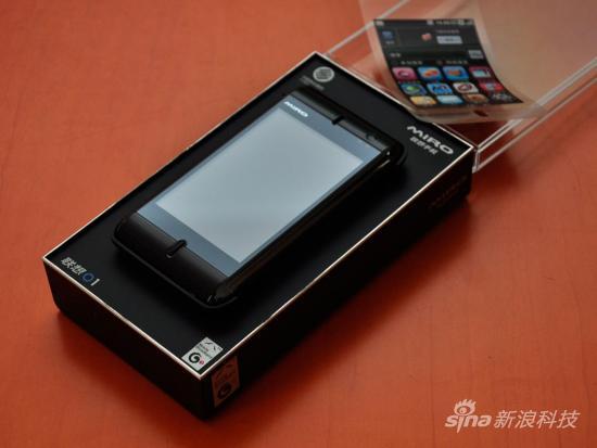 首款3GOPhone手机联想O1正式版开箱图赏