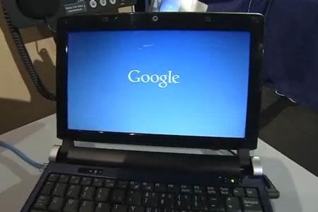 谷歌ChromeOS发布会实录:启动只需7秒(组图)