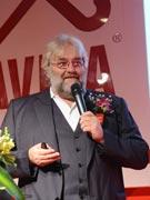 Avira创始人暨CEO奥尔巴赫先生致辞