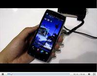 4.8英寸屏幕Acer Iconia Smart视频简评